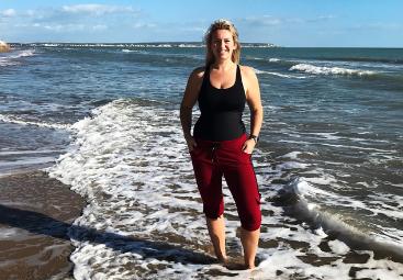 Livia, 38. Een buikwandcorrectie geeft uw slanke uiterlijk en zelfvertrouwen weer terug.