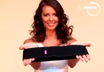 Hoe de LIPOELASTIC®-borstband correct om te doen?