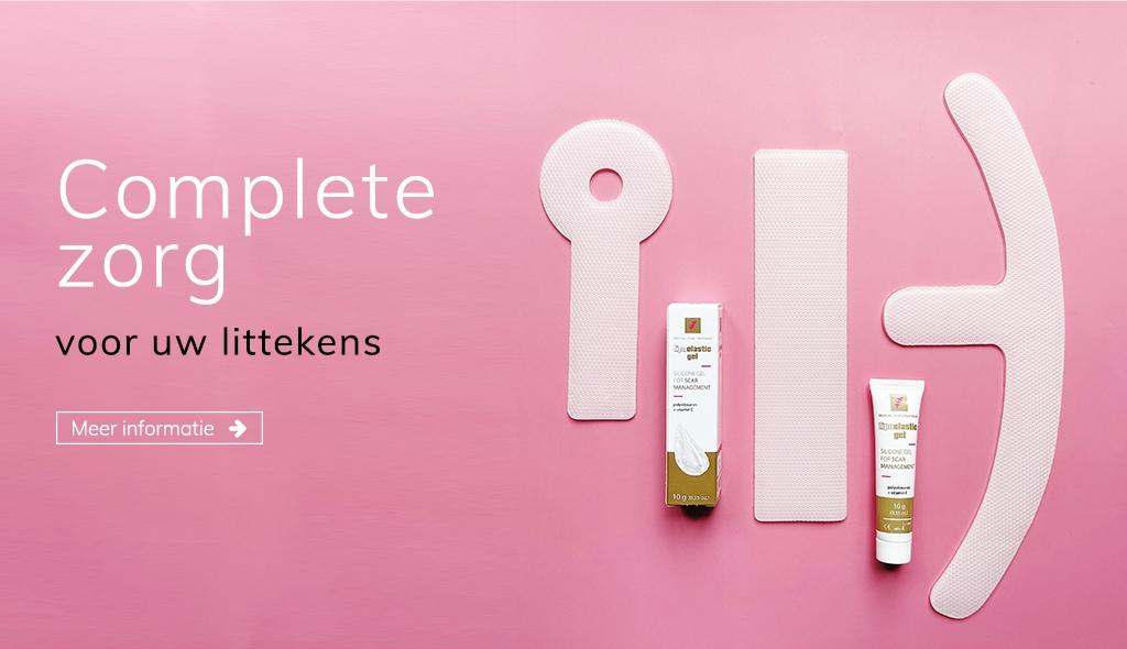 Banner - Nieuw product